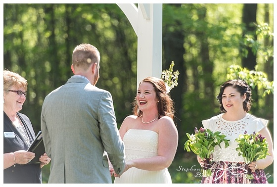 Temple's Sugar Bush Wedding Stephanie Beach Photography 14