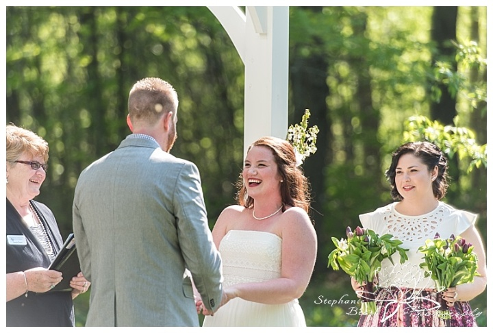 Temple's Sugar Bush Wedding Stephanie Beach Photography 14