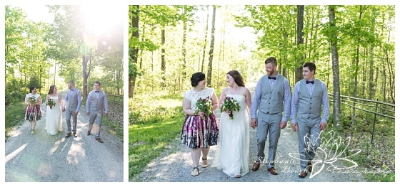 Temple's Sugar Bush Wedding Stephanie Beach Photography 20