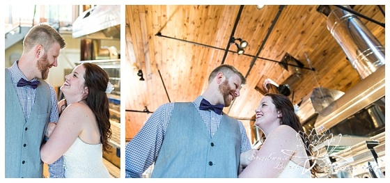 Temple's Sugar Bush Wedding Stephanie Beach Photography 24