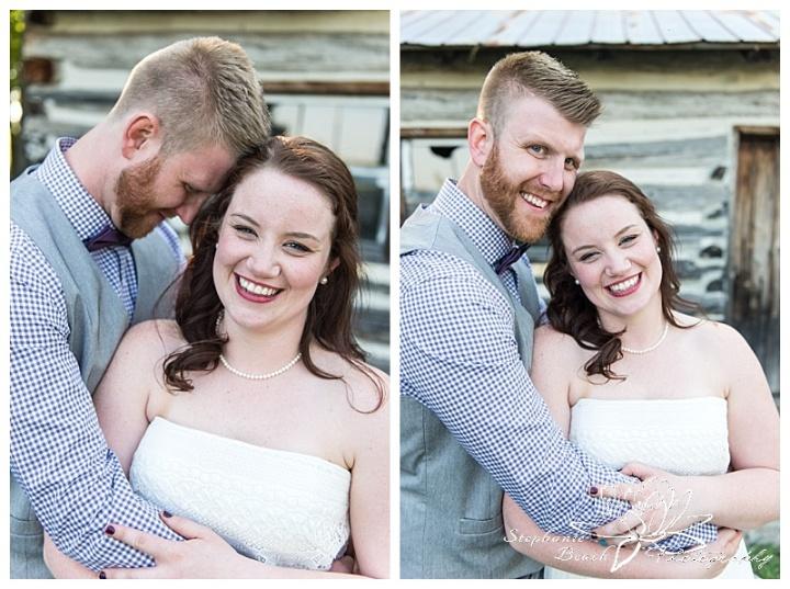 Temple's Sugar Bush Wedding Stephanie Beach Photography 27
