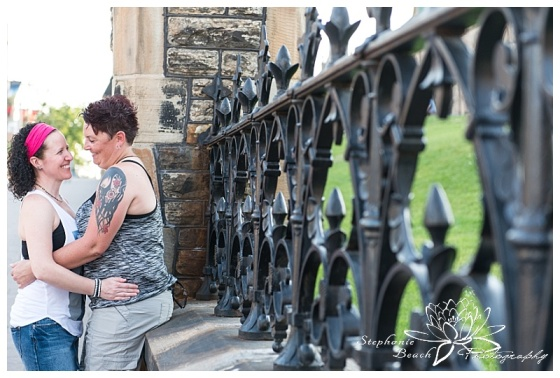 Dowtown Ottawa Same-Sex Engagement Session Stephanie Beach Photography 06