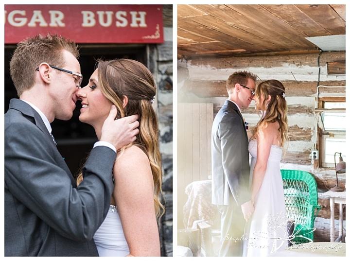 Temple's Sugar Bush Wedding Stephanie Beach Photography 46