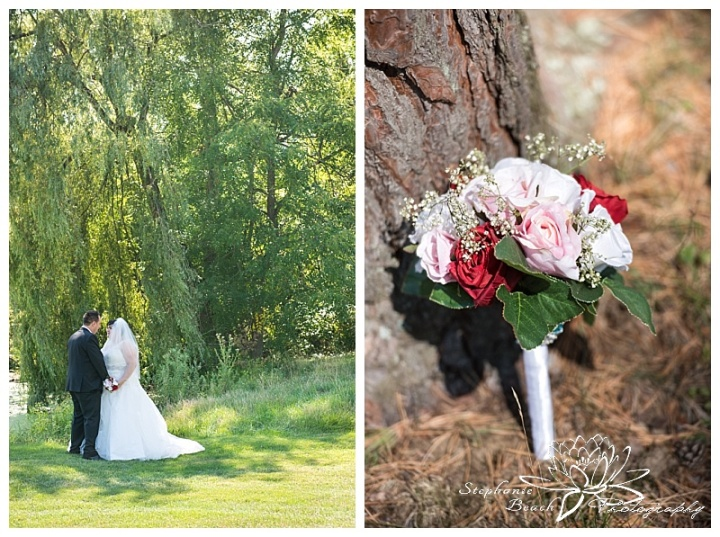 Brockville Country Club Wedding Stephanie Beach Photography 01