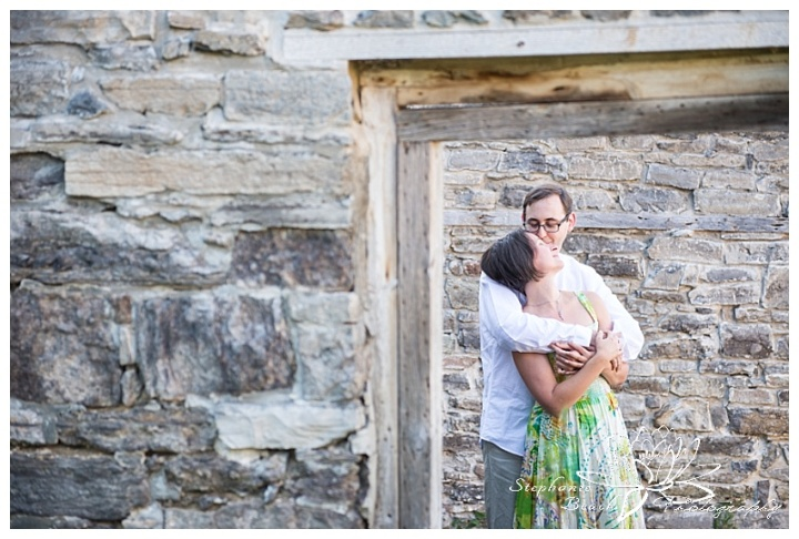 Pinhey Point Engagement Session Stephanie Beach Photography 01