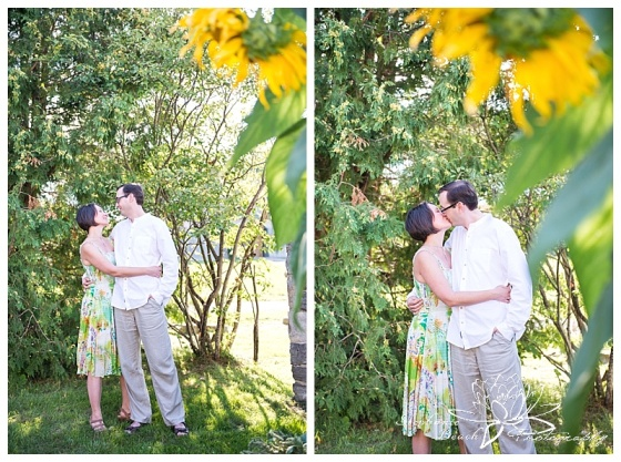 Pinhey Point Engagement Session Stephanie Beach Photography 02