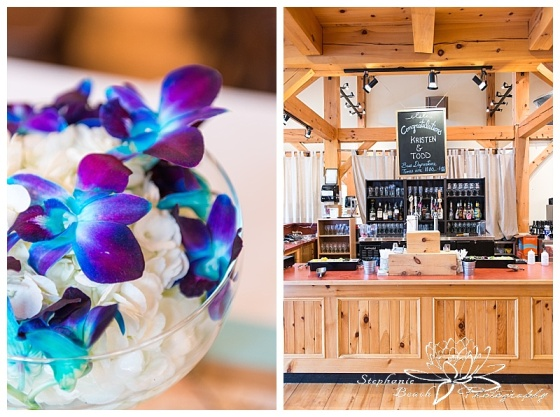 Temple's Sugar Bush Wedding Stephanie Beach Photography 47