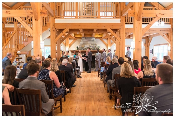 Temple's Sugar Bush Wedding Stephanie Beach Photography 61