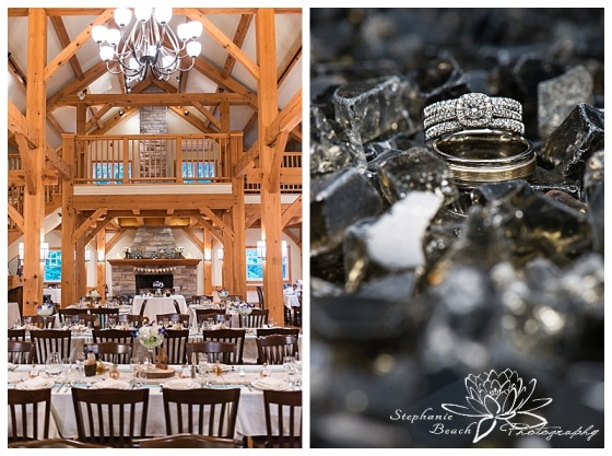 Temple's Sugar Bush Wedding Stephanie Beach Photography 63