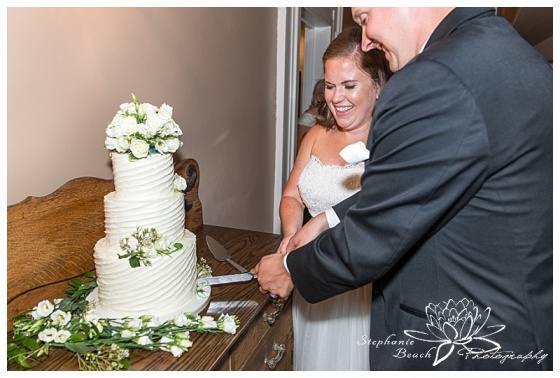 Strathmere Inn Wedding Stephanie Beach Photography L+C 32