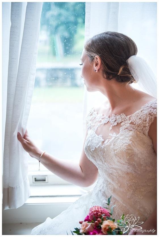 Perth-Manor-Wedding-Stephanie-beach-Photography-Bride-Portrait-Window