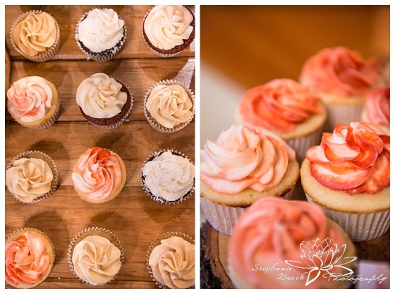 Temples-Sugar-Bush-Wedding-Reception-Cake-Sweet-clementines-baker-cupcakes-coral-white-chocolate