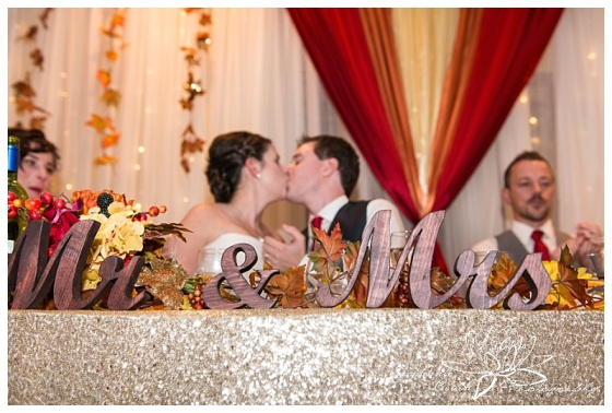 Cornwall-Ramada-Inn-Williamstown-Fairgrounds-Wedding-Stephanie-Beach-Photography-reception-kiss