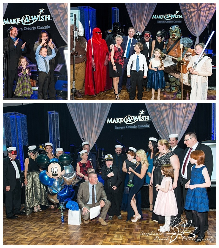 Make-A-Wish 3 Wishes Gala 2016 Stephanie Beach Photography