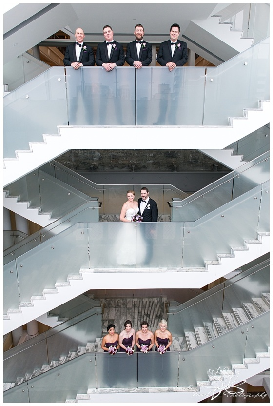 museum-of-nature-ottawa-wedding-stephanie-beach-photography-bridesmaids-bride-groom-groomsmen