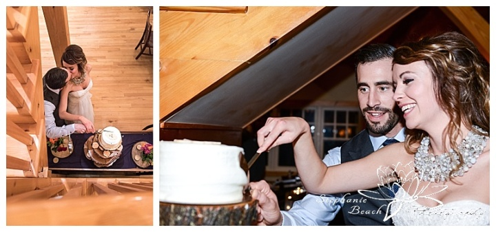 temples-sugar-bush-fall-wedding-stephanie-beach-photography-reception-cake