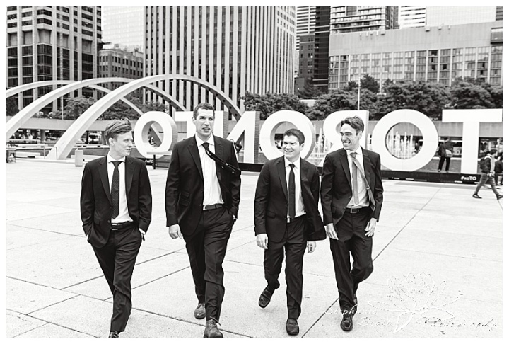 Toronto-City-Hall-Wedding-Stephanie-Beach-Photography-groom-groomsmen