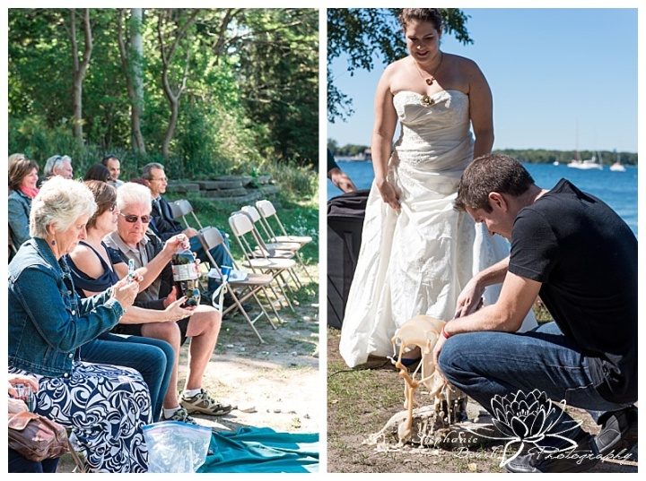 Toronto-Island-Wedding-Stephanie-Beach-Photography-coke-mentos-bride-groom