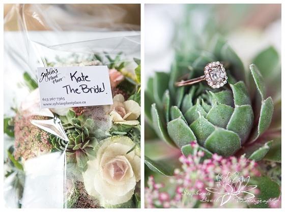 temples-sugar-bush-wedding-stephanie-beach-photography-prep-bride-ring-succulent-bouquet-detail-jewelry