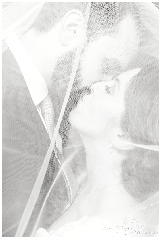 temples-sugar-bush-wedding-stephanie-beach-photography-portraits-bride-groom-veil-kiss