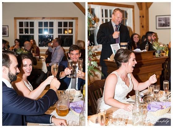 temples'-sugar-bush-wedding-stephanie-beach-photography-reception-cheers-toast-speech