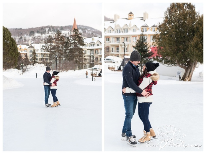 Mount-Tremblant-Engagement-Session-Stephanie-Beach-Photography-skating-ice-snow-winter