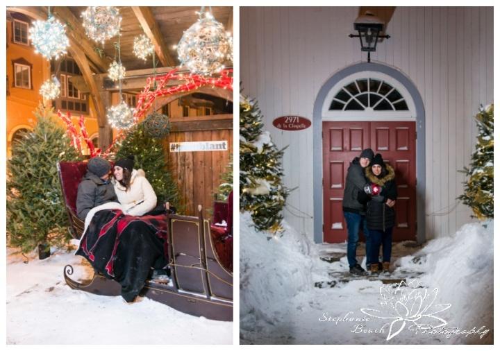 Mount-Tremblant-Engagement-Session-Stephanie-Beach-Photography-ski-resort-blanket-night