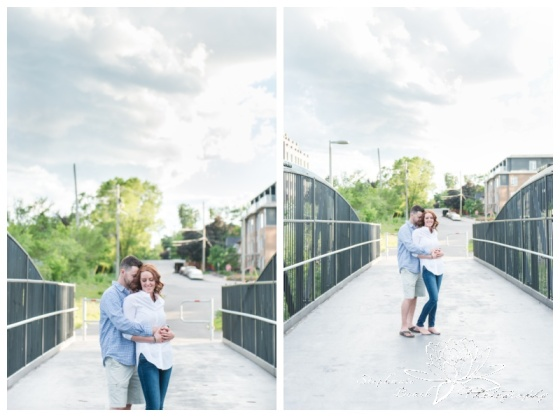 Little-Italy-Engagement-Session-Stephanie-Beach-Photography-bridge-clouds
