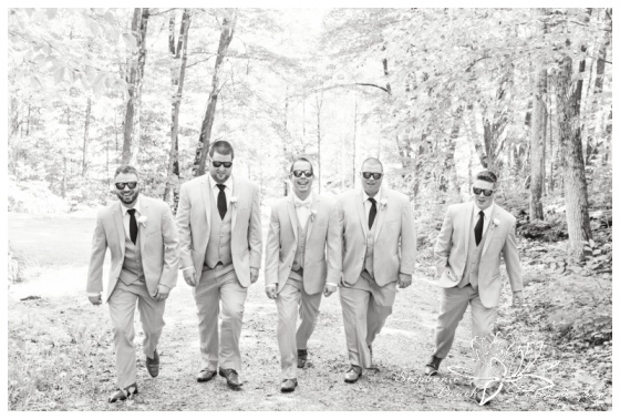 Gatineau-Golf-Club-Wedding-Stephanie-Beach-Photography-groom-groomsmen-sunglasses