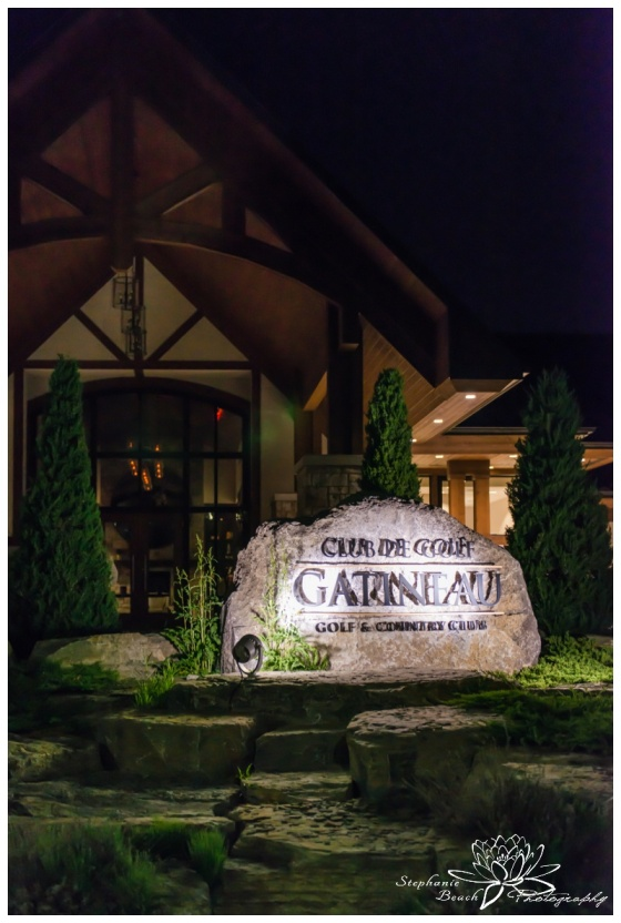Gatineau-Golf-Club-Wedding-Stephanie-Beach-Photography-night-shot