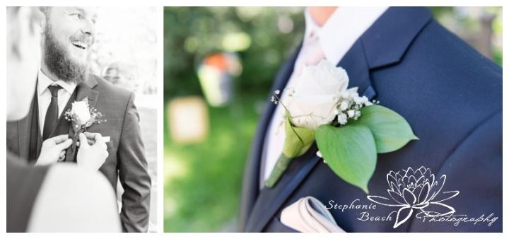 Strathmere-Inn-DIY-Wedding-Stephanie-Beach-Photography-ceremony-groom-prep
