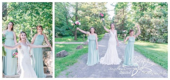 Strathmere-Inn-DIY-Wedding-Stephanie-Beach-Photography-groom-bride-bridesmaids-groomsmen-portrait