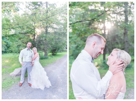 Strathmere-Lodge-Wedding-Stephanie-Beach-Photography-bride-groom-sunset