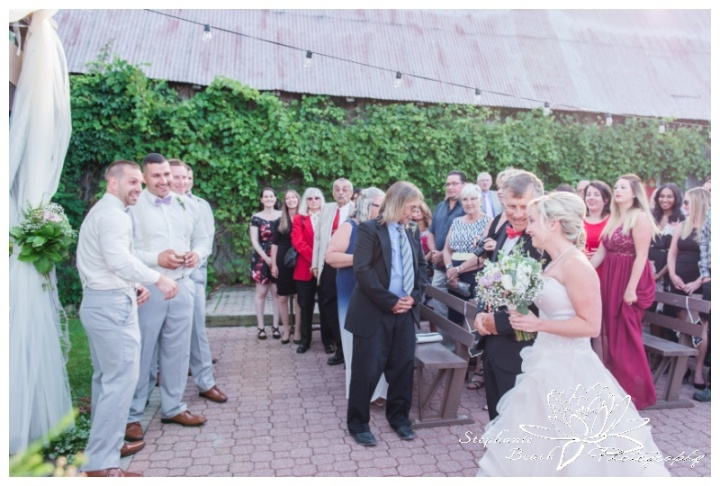 Strathmere-Lodge-Wedding-Stephanie-Beach-Photography-ceremony-bride-groom