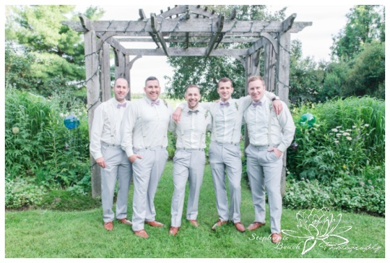 Strathmere-Lodge-Wedding-Stephanie-Beach-Photography-groom-groomsmen