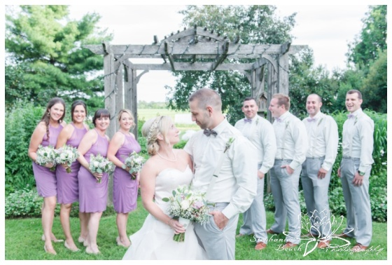 Strathmere-Lodge-Wedding-Stephanie-Beach-Photography-bridesmaids-bouquets-bride-groom-groomsmen