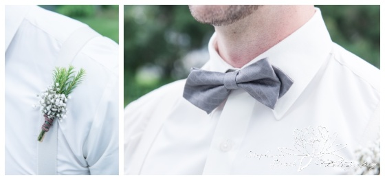 Strathmere-Lodge-Wedding-Stephanie-Beach-Photography-groom-details-boutonniere-bowtie