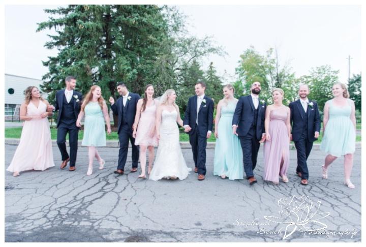 Ottawa-Lago-Wedding-Stephanie-Beach-Photography-bridesmaids-groomsmen-portrait