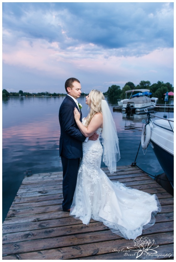 Ottawa-Lago-Wedding-Stephanie-Beach-Photography-sunset-portrait