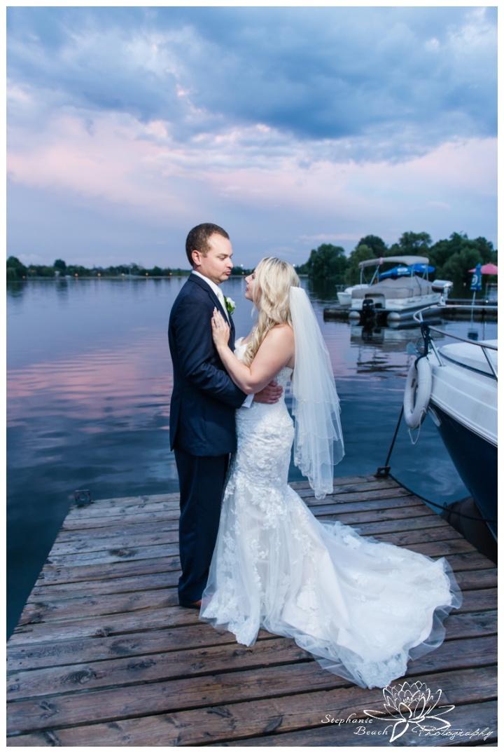 Ottawa-Lago-Wedding-Stephanie-Beach-Photography-sunset-portrait