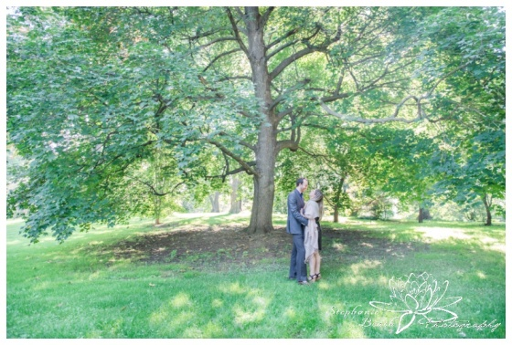 Arboretum-Engagement-Session-Stephanie-Beach-Photography-maple-tree