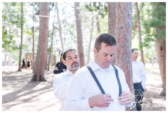 Red Pine Camp Golden Lake Wedding Stephanie Beach Photography 13