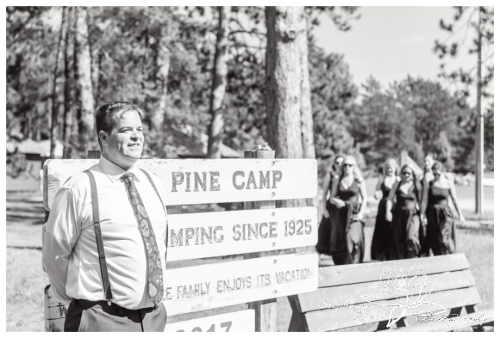 Red Pine Camp Golden Lake Wedding Stephanie Beach Photography 14