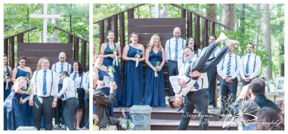Red Pine Camp Golden Lake Wedding Stephanie Beach Photography 18