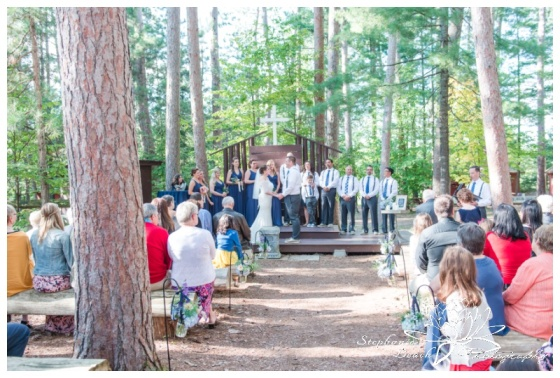 Red Pine Camp Golden Lake Wedding Stephanie Beach Photography 21