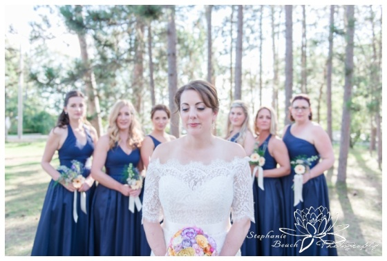 Red Pine Camp Golden Lake Wedding Stephanie Beach Photography 26