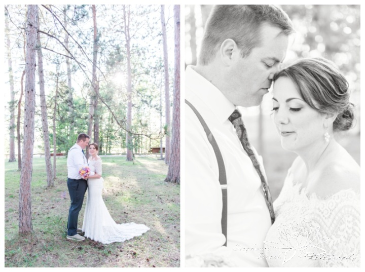 Red Pine Camp Golden Lake Wedding Stephanie Beach Photography 27
