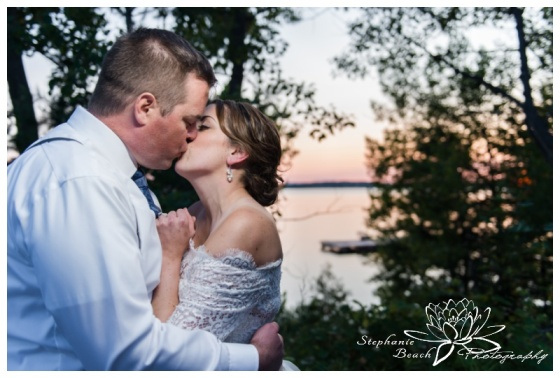 Red Pine Camp Golden Lake Wedding Stephanie Beach Photography 35