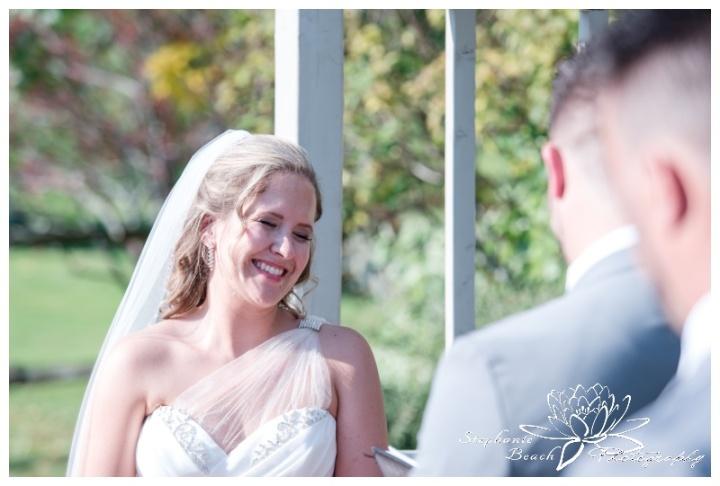 Strathmere Garden House Wedding Stephanie Beach Photography 22