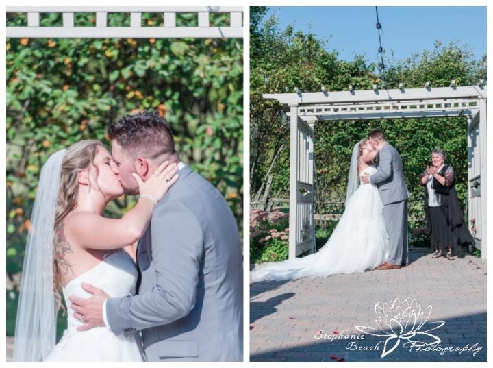 Strathmere Garden House Wedding Stephanie Beach Photography 23